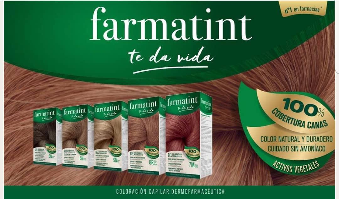 Tu pelo: ¡siempre perfecto con Farmatint!