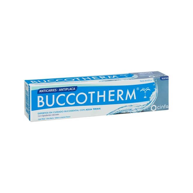 Buccotherm Pasta Anticaries-Antiplaca 75 ml