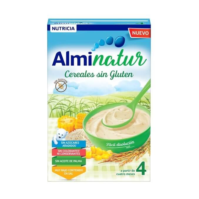 Alminatur cereales sin gluten 250 g