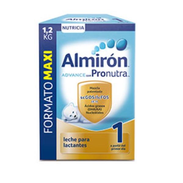 Almiron 1 advance pronutra 1,2kg envase ahorro