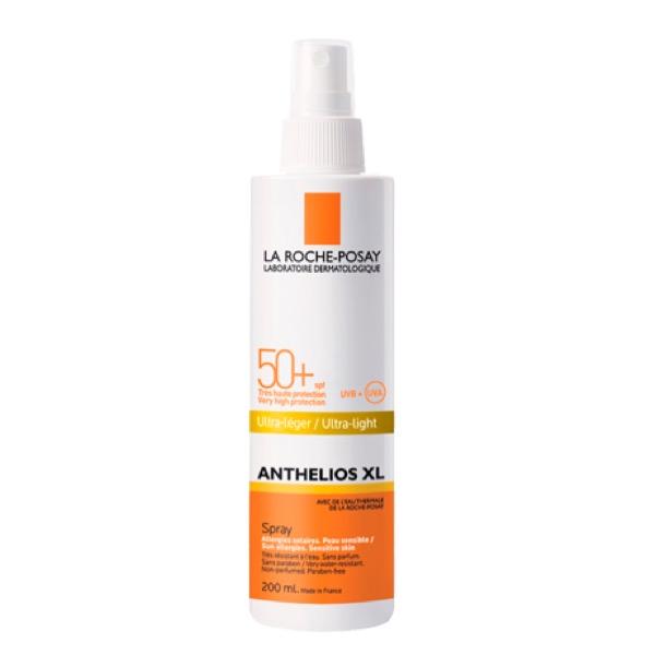 Anthelios Spray ultra ligero spf50 200 ml