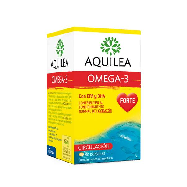 Aquilea omega-3 forte 90 capsulas
