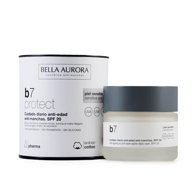 Bella Aurora B7 Protect Antiedad Antimanchas Spf20 50 ml