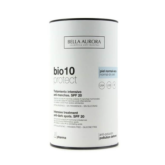 Bella Aurora Bio10 Protect Serum Anti-Manchas Piel Normal-Seca 30 ml