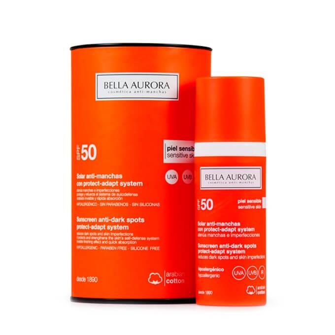 Bella Aurora Protector Solar Spf50 Piel Sensible 50 ml