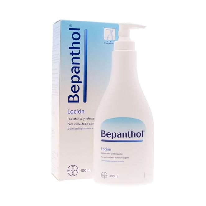 Bepanthol Locion Hidratante Refrescante 400 ml