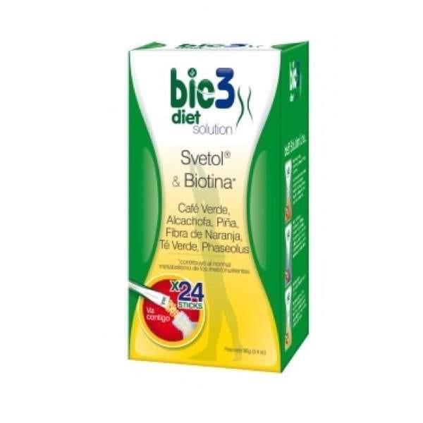 Bio3 diet solution 24 sobres