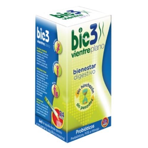 Bio3 vientre plano 24 stick