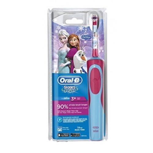 Oral-b cepillo electrico frozen