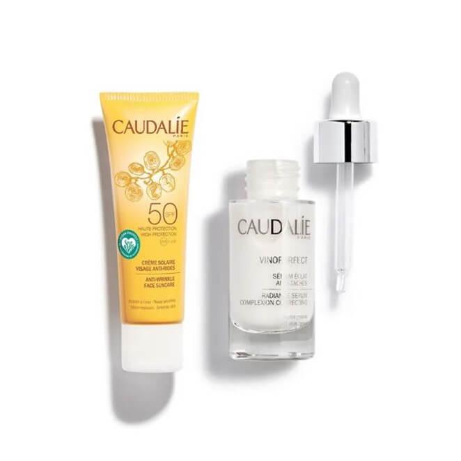 Cofre Vinoperfect Serum 30 ml + Solar Antiarrugas Spf50 25 ml