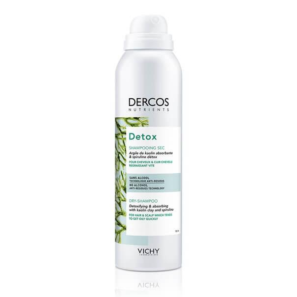 Dercos nutrients detox champu seco 150 ml