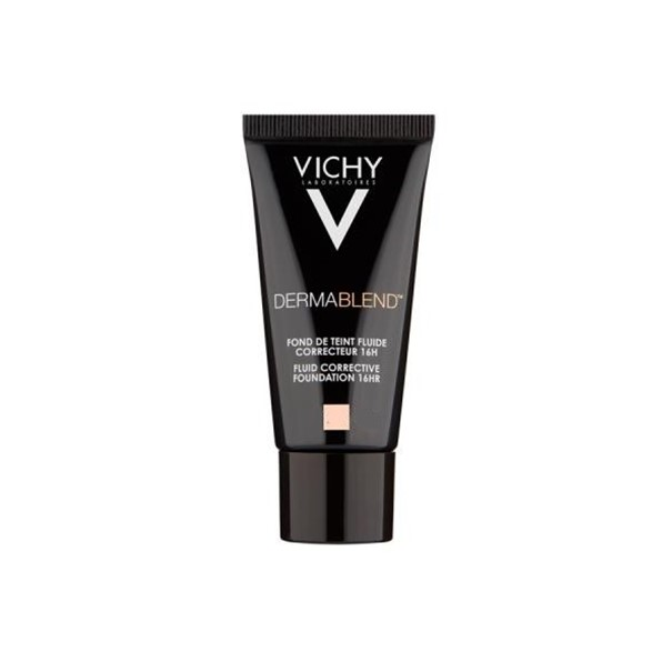Vichy dermablend maquillaje fluido corrector 16 horas 35 sand
