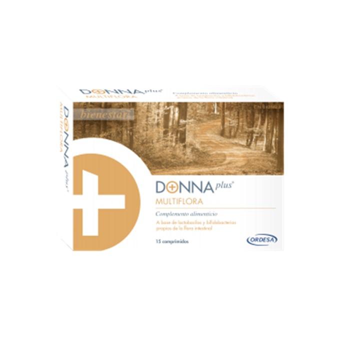 Donnaplus Multiflora 15 Comprimidos