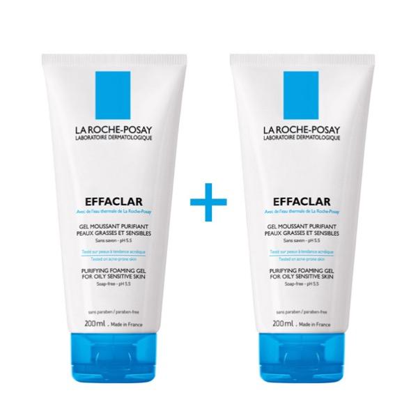 Effaclar gel limpiador duo