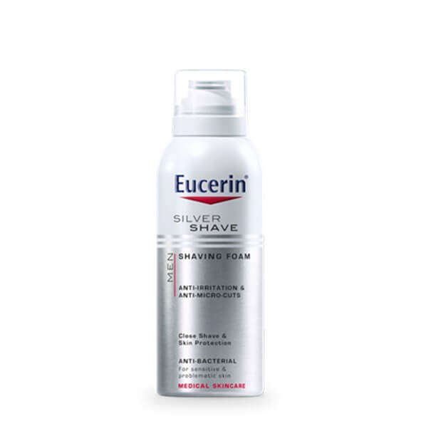 Eucerin men espuma afeitar 150 ml