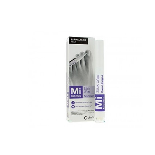 Farmalastic feet stick uñas micosis 4ml