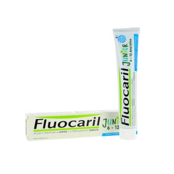Fluocaril junior 6-12 años 75ml