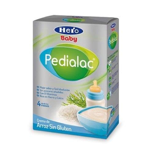 Hero baby pedialac crema de arroz 300 g