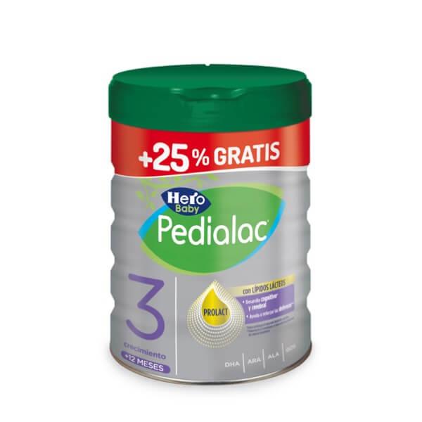 Hero baby pedialac 3 800g + 25% gratis