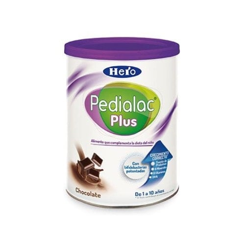 Hero baby pedialac plus chocolate 800 g