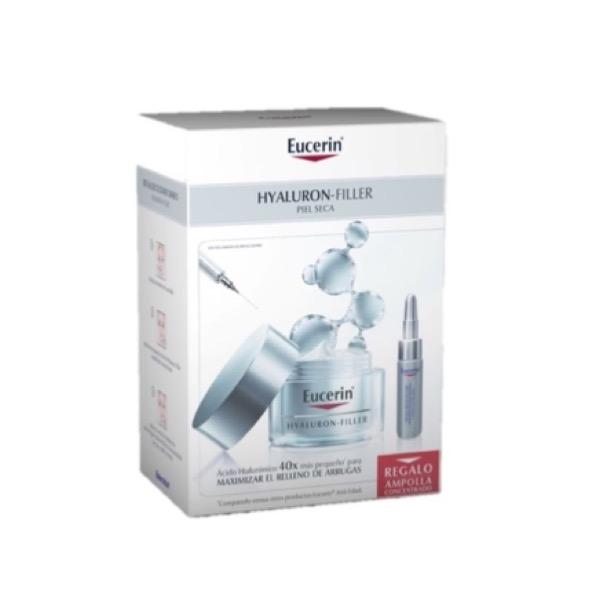 Hyaluron filler piel seca + ampolla concentrada de regalo