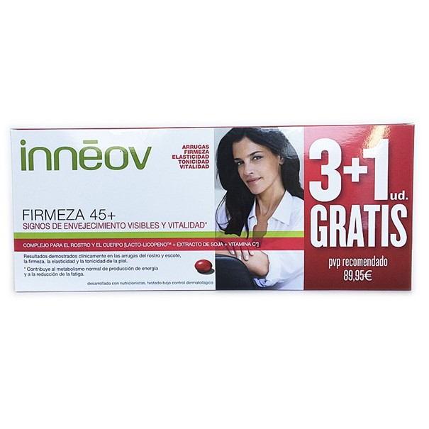 Inneov firmeza +45 envase promocional 3+1 gratis