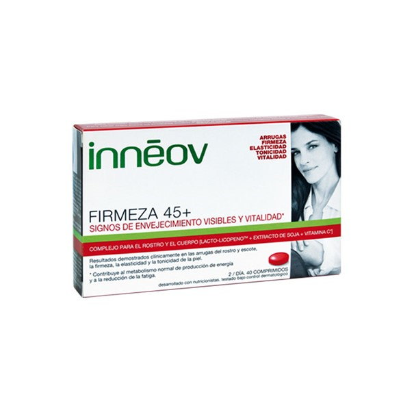 Inneov firmeza +45 40 comprimidos