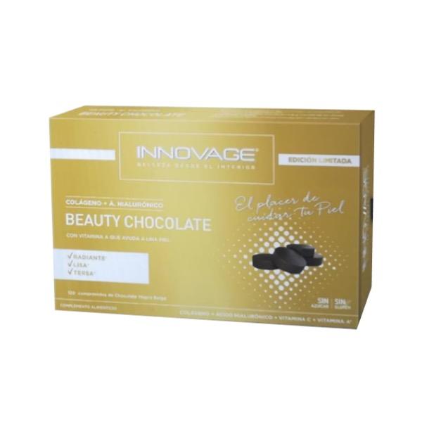 Innovage beauty chocolate ac.hialuronico + colageno