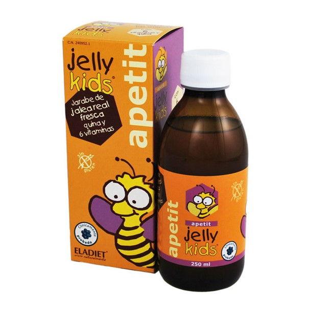 Jelly kids apetit 250 ml jarabe