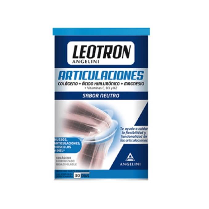 Leotron articulaciones sabor neutro 30 dias