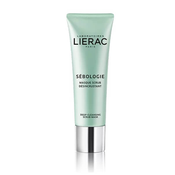 sebologie mascarilla exfoliante purificante 50ml