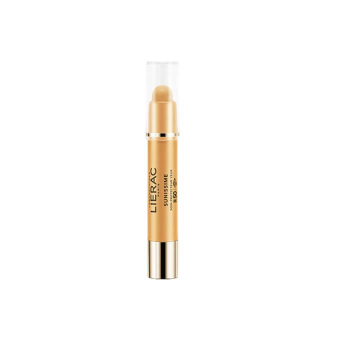 Lierac Sunissime Stick Protector Ojos y Zonas Sensibles Spf50 3 gr