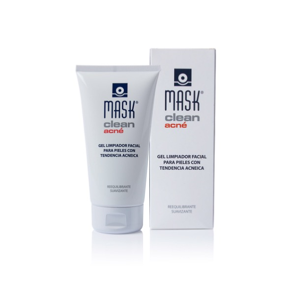 Mask clean acne gel limpiador 150 ml