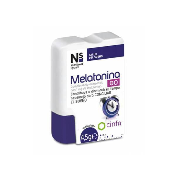 Melatonina Go 60 comprimidos
