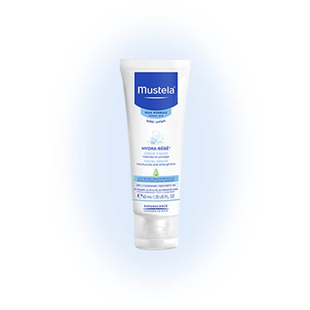 Mustela hydra bebe crema facial 40 ml