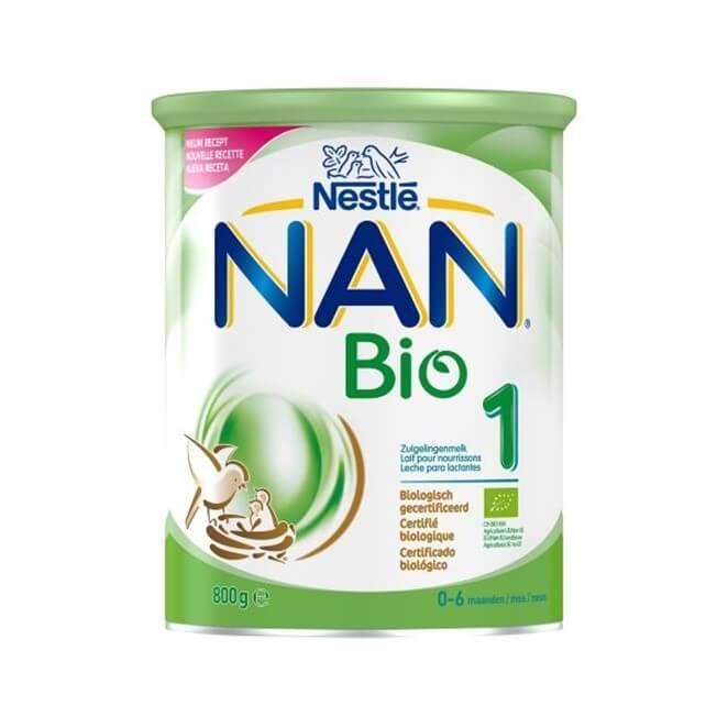 NAN Bio 1 Leche Inicio 800 g