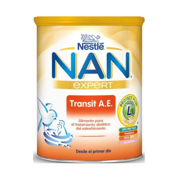 Nan expert transit ae 800g