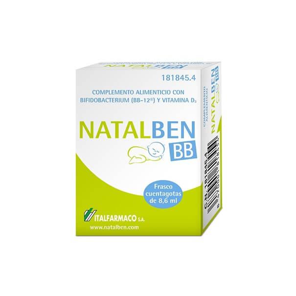 Natalben bb gotas 8,6 ml