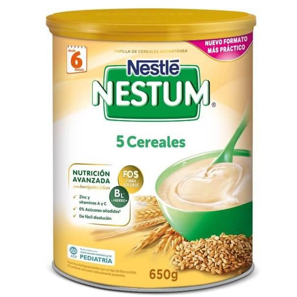 Nestum expert 5 cereales 650g