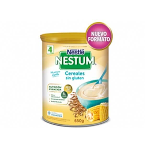Nestum cereales sin gluten 650g