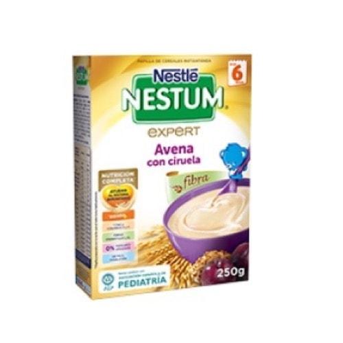 Nestum expert avena con ciruela 250g