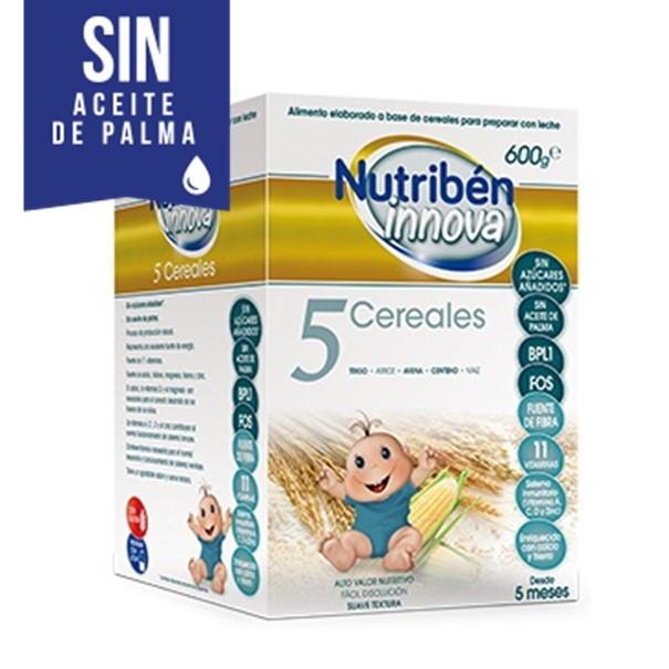 Nutriben Innova 5 cereales 600g
