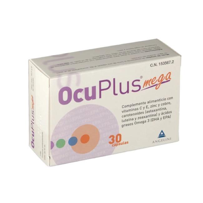 Ocuplus Mega 30 Capsulas