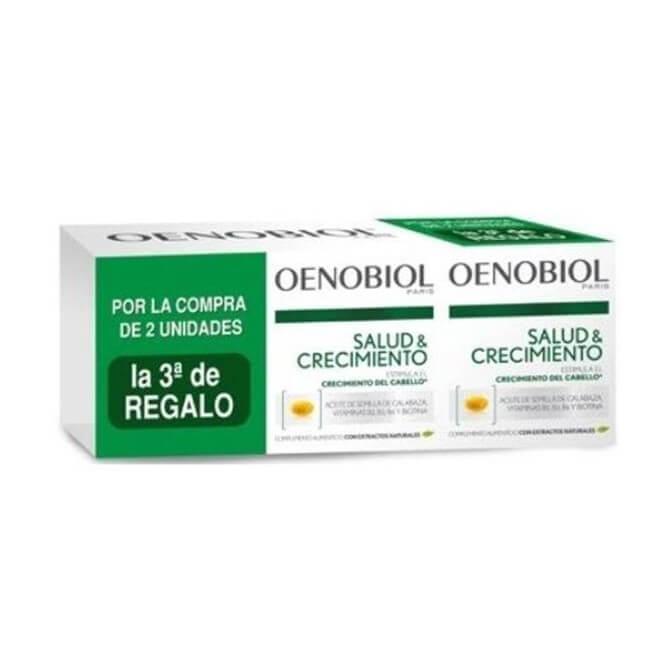 Oenobiol Salud&Crecimiento triplo 3x60 Capsulas