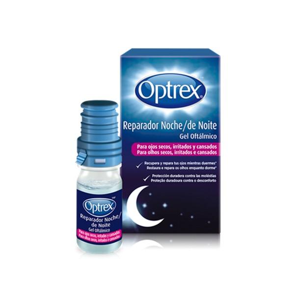 Optrex colirio reparador noche 10 ml