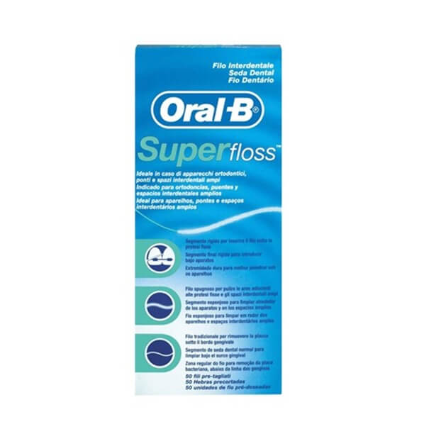 Seda dental oral-b superFloss