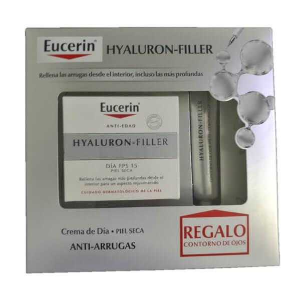 Pack Hyaluron Filler piel seca + contorno ojos