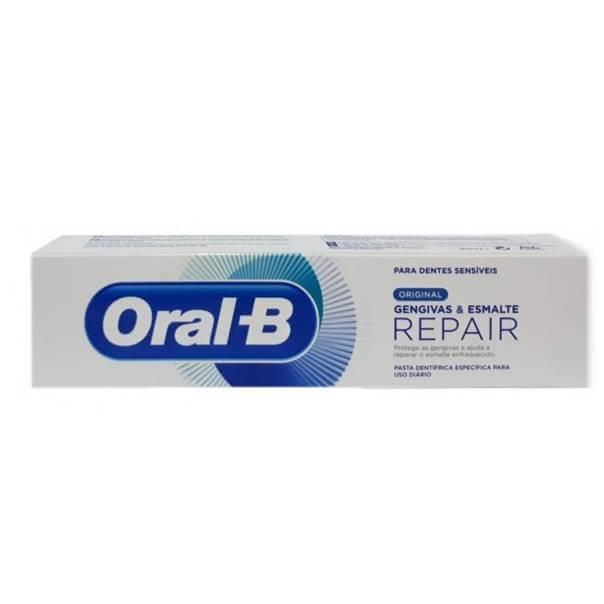 Pasta dentifrica repair original encías y esmalte 125 ml