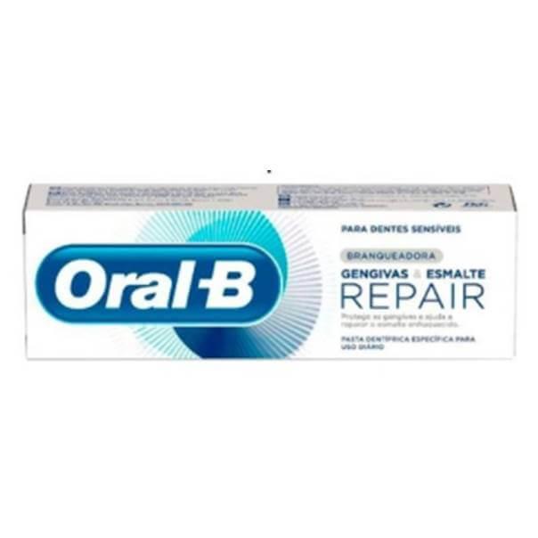 Pasta dentifrica repair blanqueante encias y esmalte125 ml