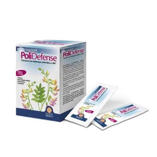 Immunovis polidefense 20 sobres